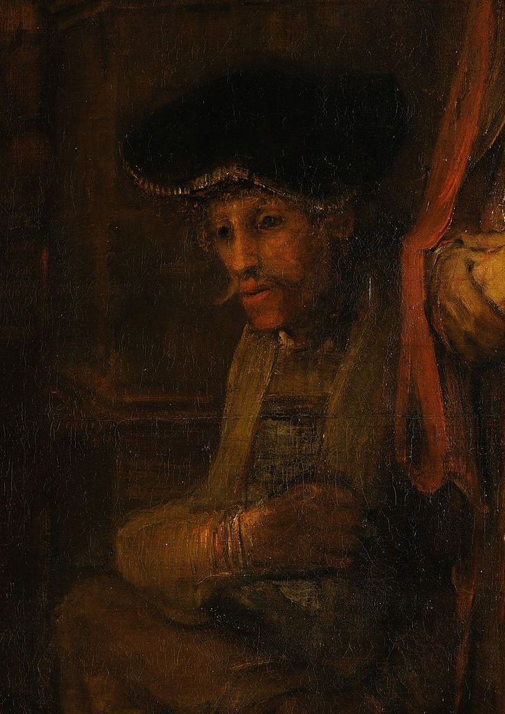 Rembrandt — Return of the Prodigal Son, 1669. Painting ...