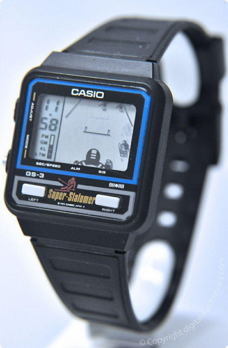 1bf4479f66c Resultado de imagen para casio watches from 80s