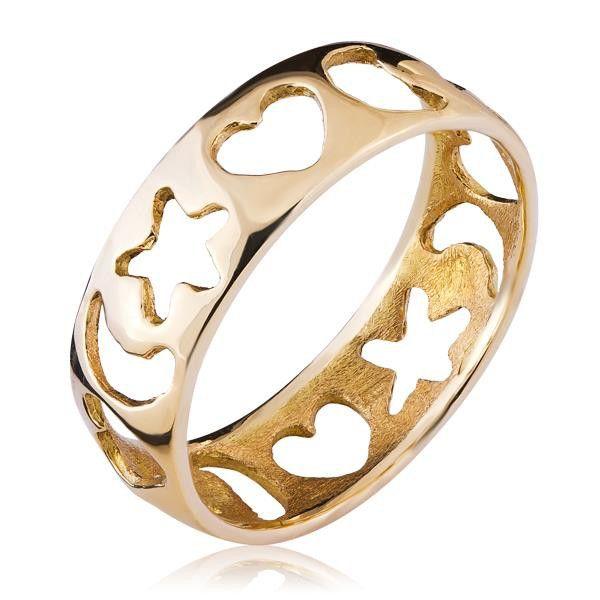 Aliana de ouro amarelo com desenhos vazados anis joias aliana de ouro amarelo com desenhos vazados anis joias altavistaventures Image collections