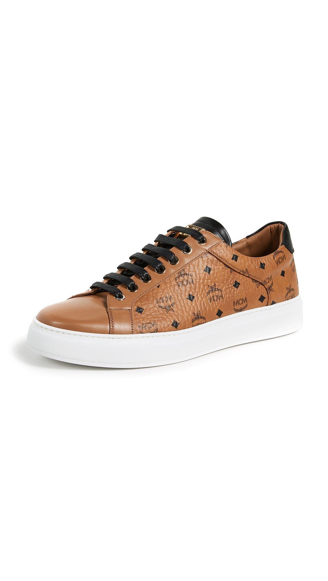 Mcm sneakers, Mcm shoes