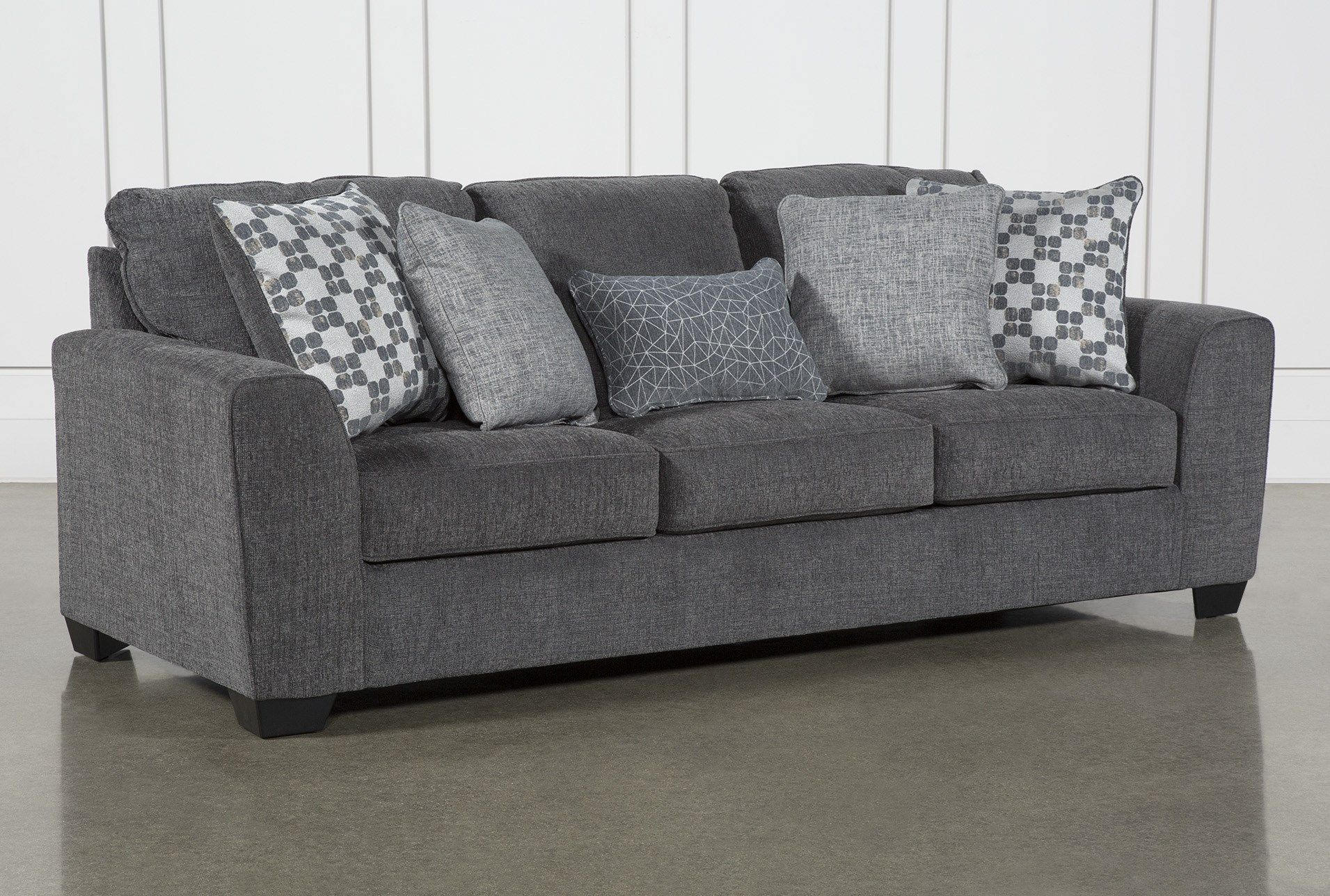 Banks Queen Sofa Sleeper In 2020 Queen Sofa Sleeper Cushions On Sofa Sofa