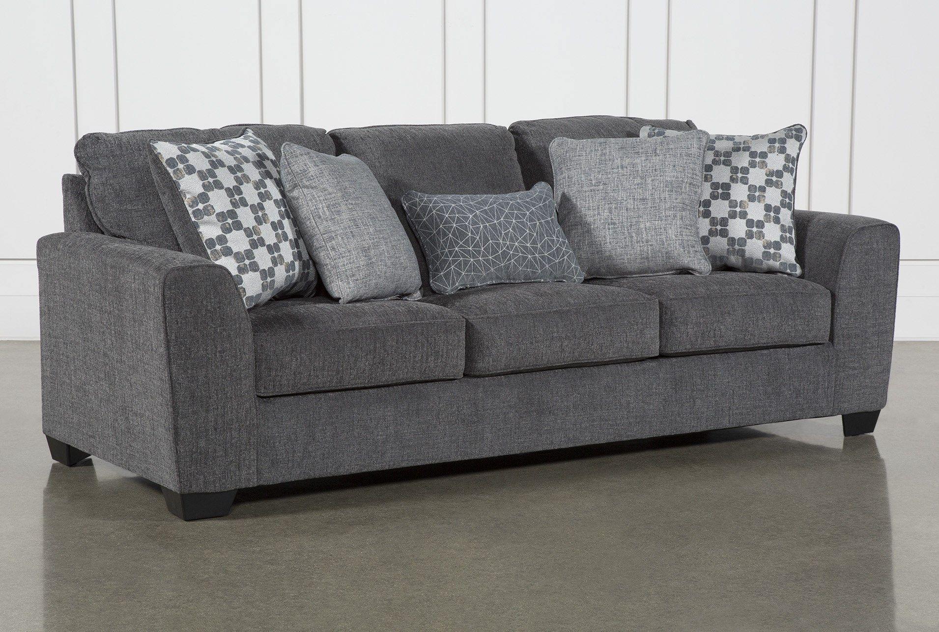 Ashley Banks Queen Sofa Sleeper Grey Sofa Bed 795 Queen