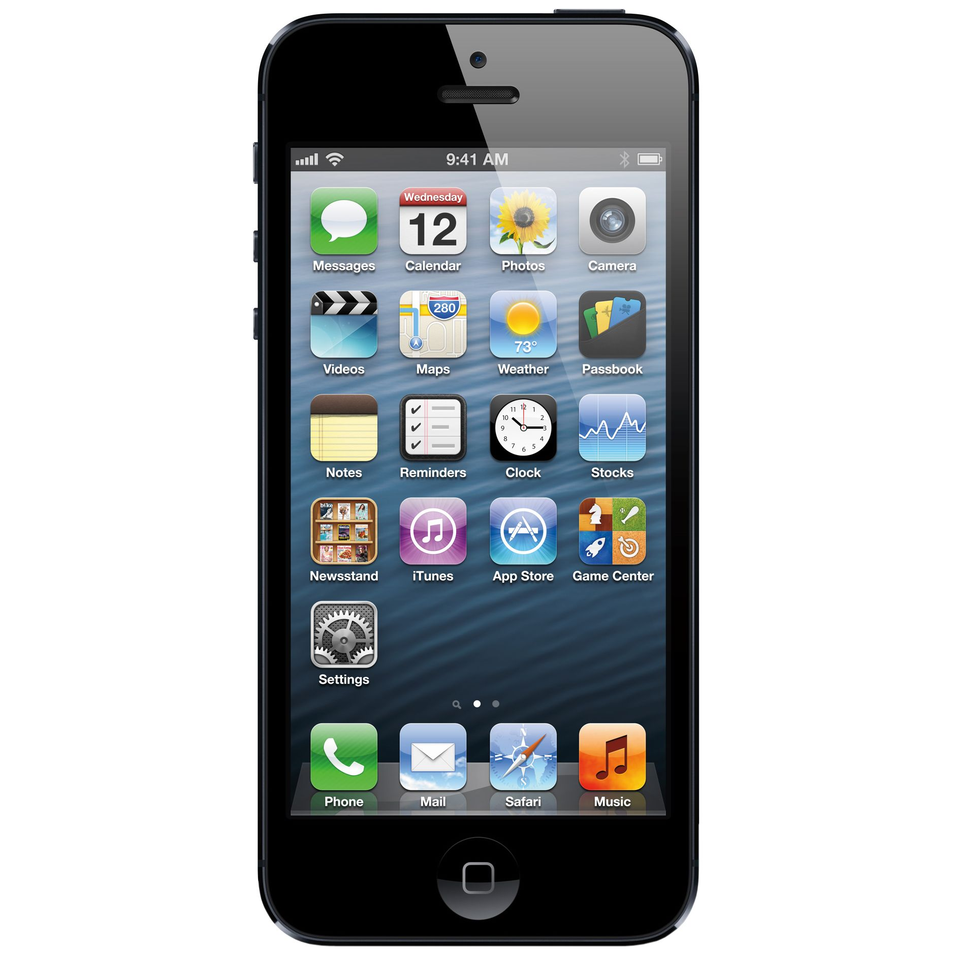 Apple Iphone 5s 32gb 4g Lte Wifi Space Gray Online Mobile Phone