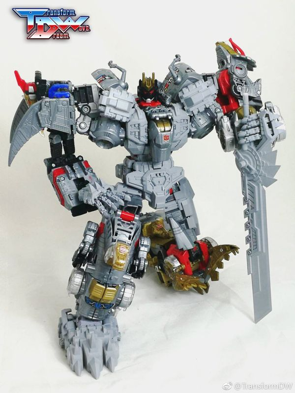 BPF Transformers Combiner Generations Power of the Primes Volcanicus Dinobot