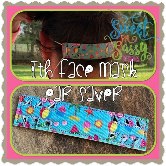 Photo of ITH Face Mask Ear Saver