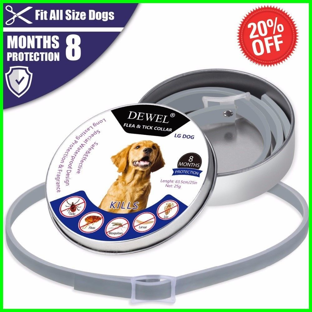 2018 Bayer Seresto Flea And Tick Collar For Large Dogs Over18lbs 8kg Free Ship Unbranded Fleas Flea Collar Ticks