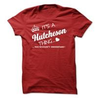 Its An HUTCHESON Thing