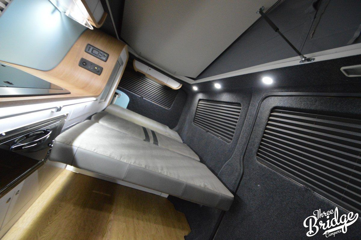 VW Transporter T5 T6 Camper Conversion - Infinity Interior | vw t5 ...