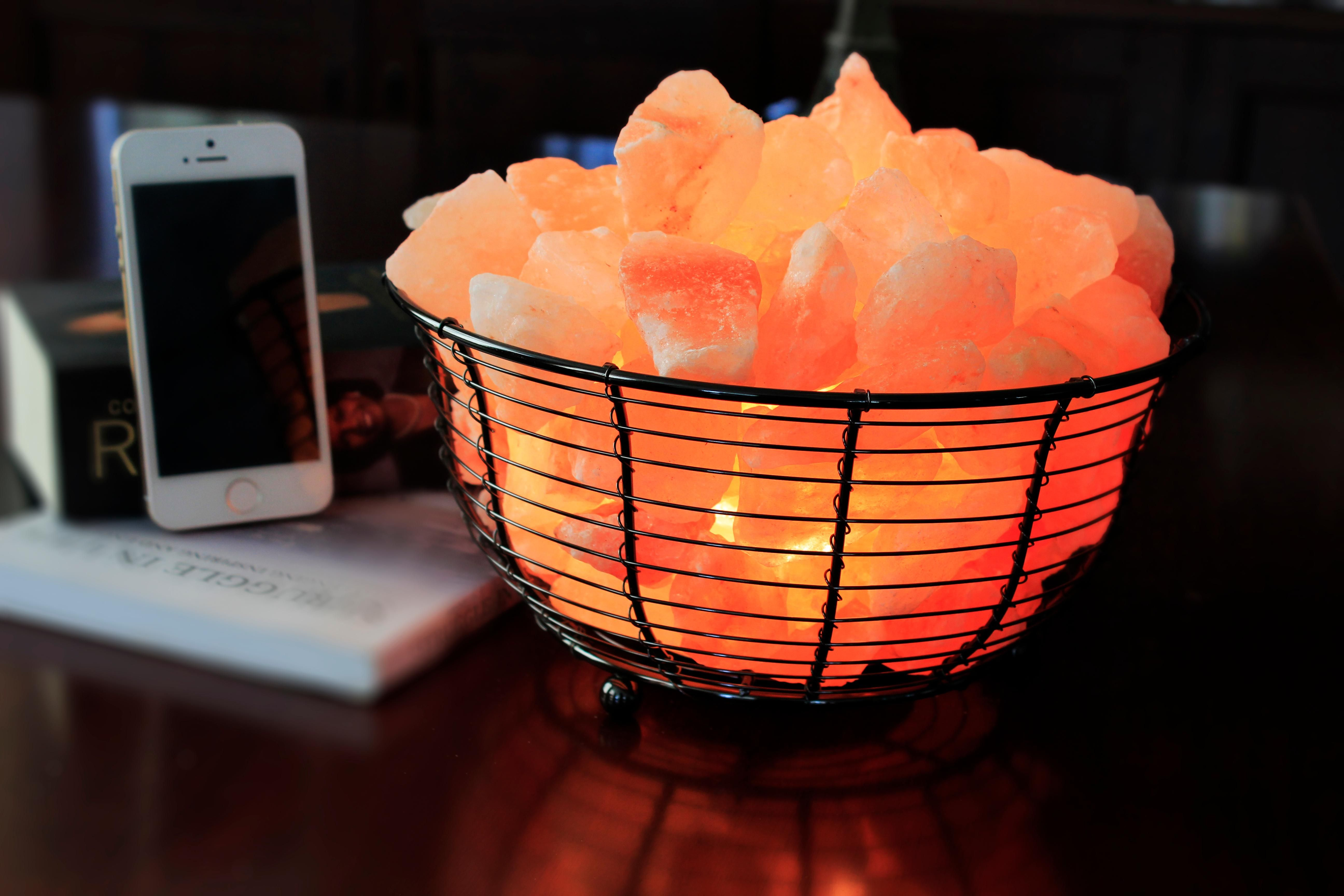 Wbm Salt Lamp Cool These 8 Bathroom Decorations Are Blowing Up Not Only Are These Review