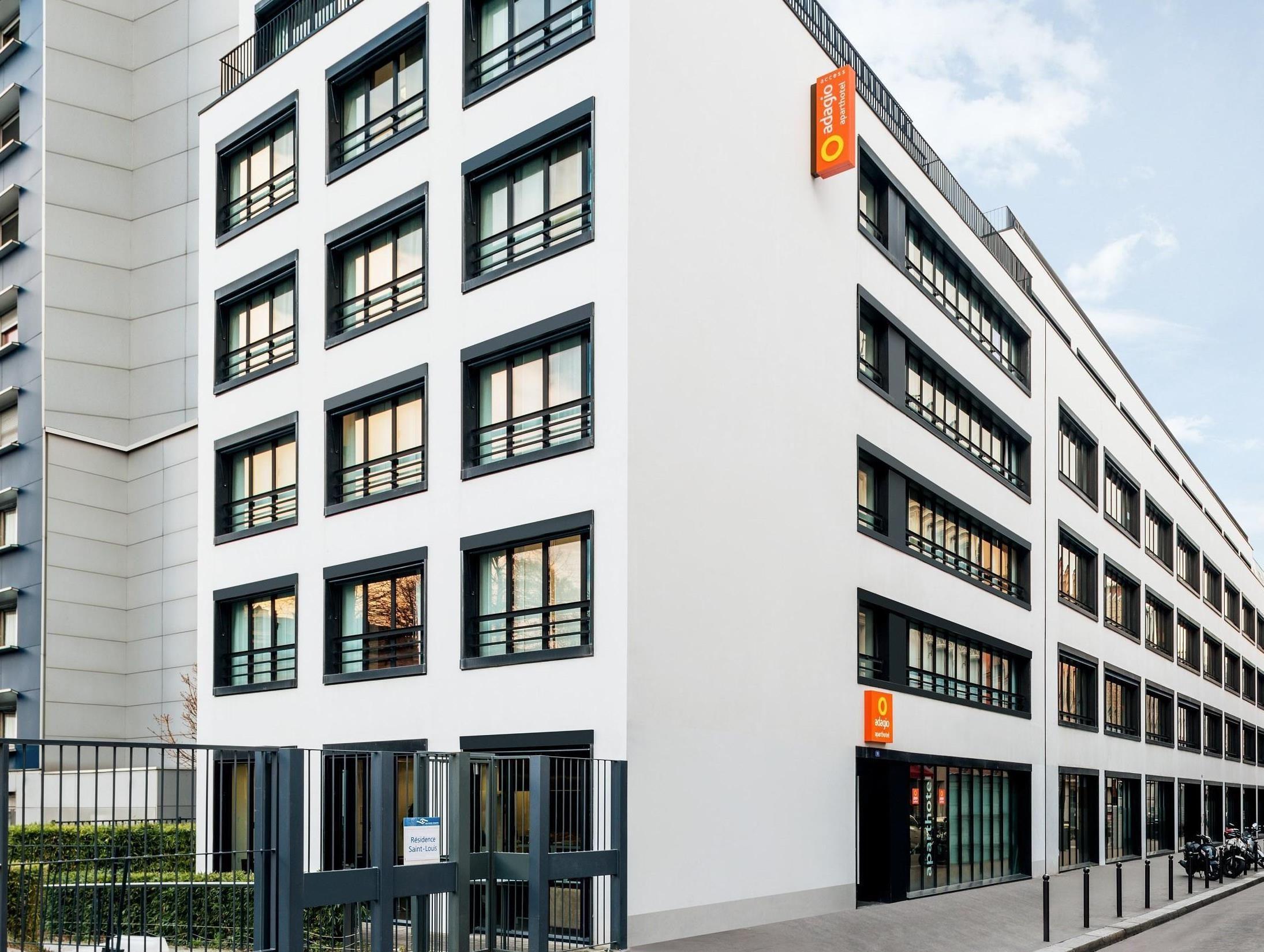 Paris Adagio Access Paris Bastille Aparthotel France