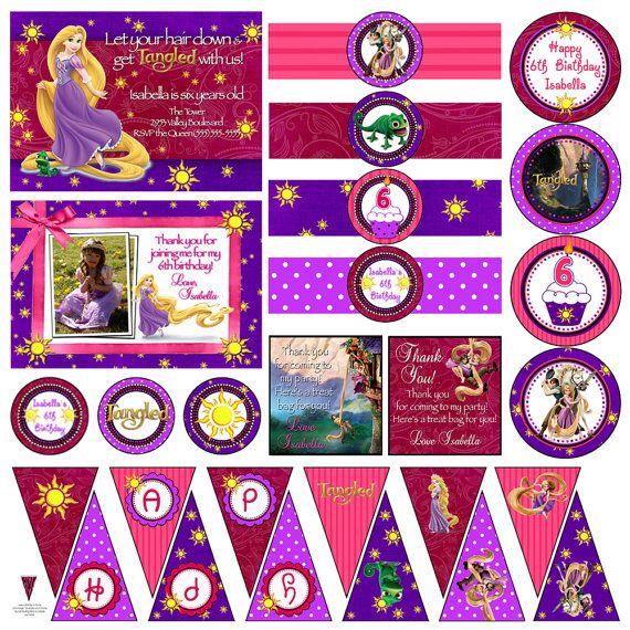 Rapunzel Party