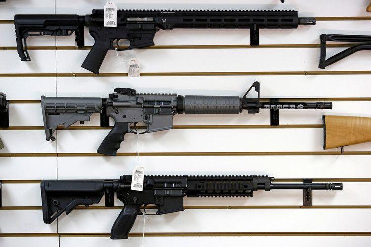 How the Texas, Vegas and California shooters got their guns — Axios