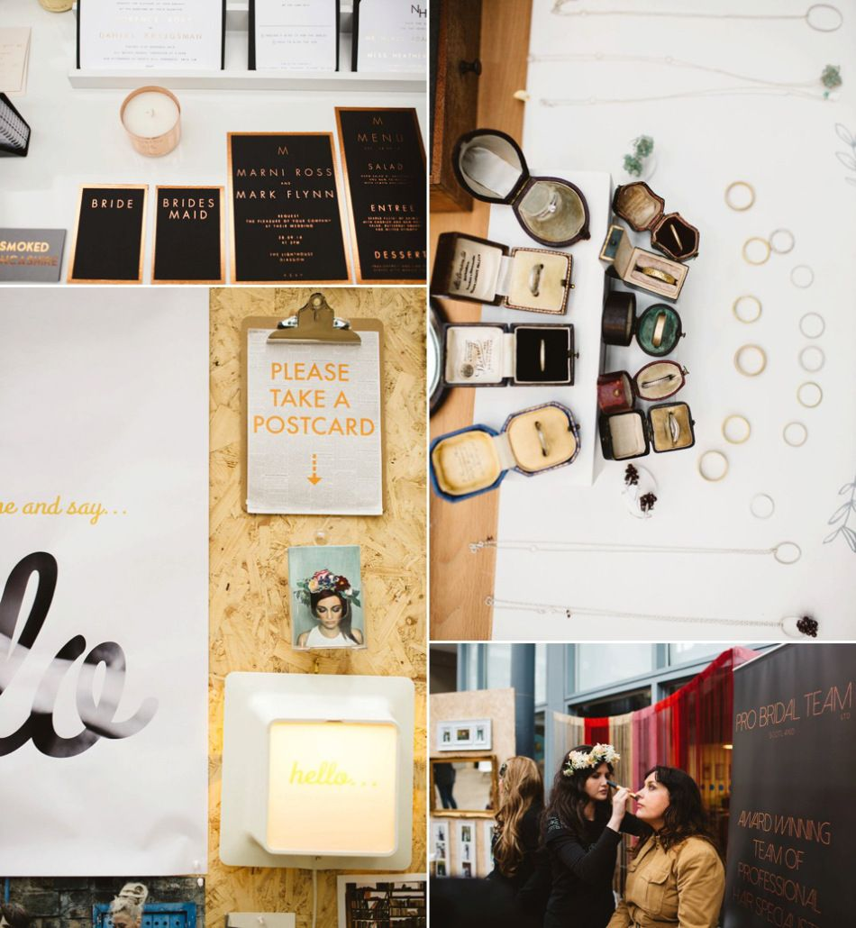 The Late Night Bridal Market From The Glasgow Wedding