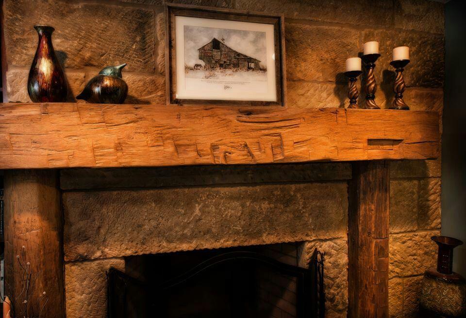 Barn Beam Fireplace Mantels Rustic Fireplace Mantels Antique Fireplace Mantels