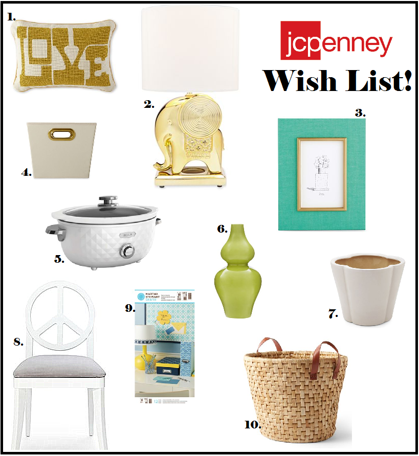 Jcpenney Gift Registry Wedding: Jcp, Swag, Character