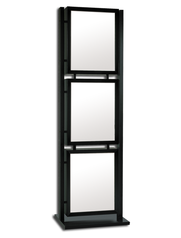 graphic tower series freestanding frame | Freestanding Photo Display ...