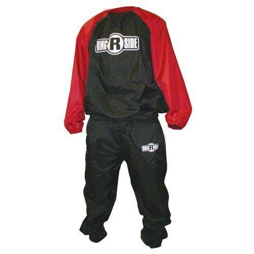 Ringside Super Nylon Sweat Suit X Large
