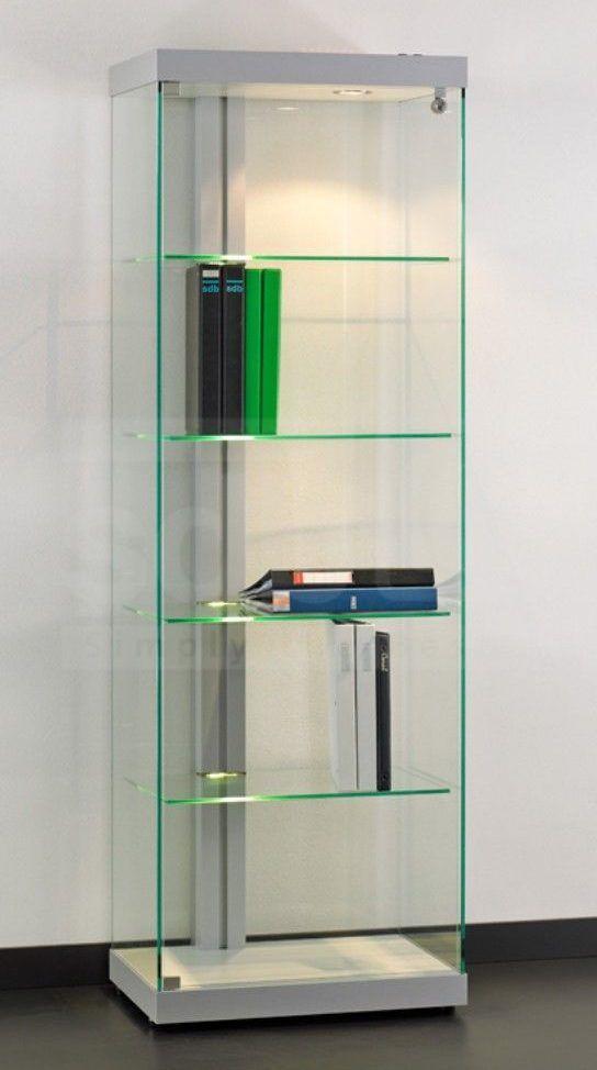 Moderne Vitrinen moderne vitrine feste glasböden vitrinen display