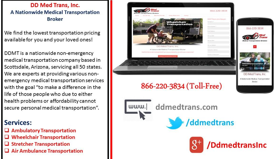 Medicaid Non emergency ambulance transportation is