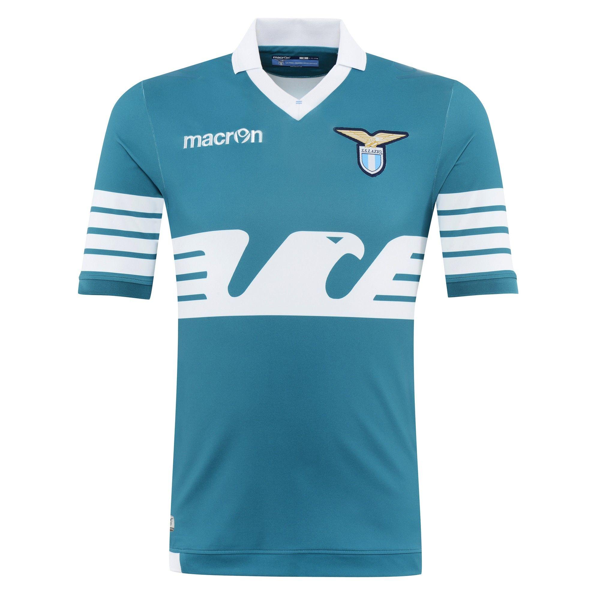 71bac18c67975 Camiseta equipación portero SS Lazio 115Y temporada 2014 2015 ...