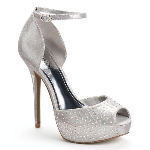 Jennifer Lopez Embellished Dress Shoes