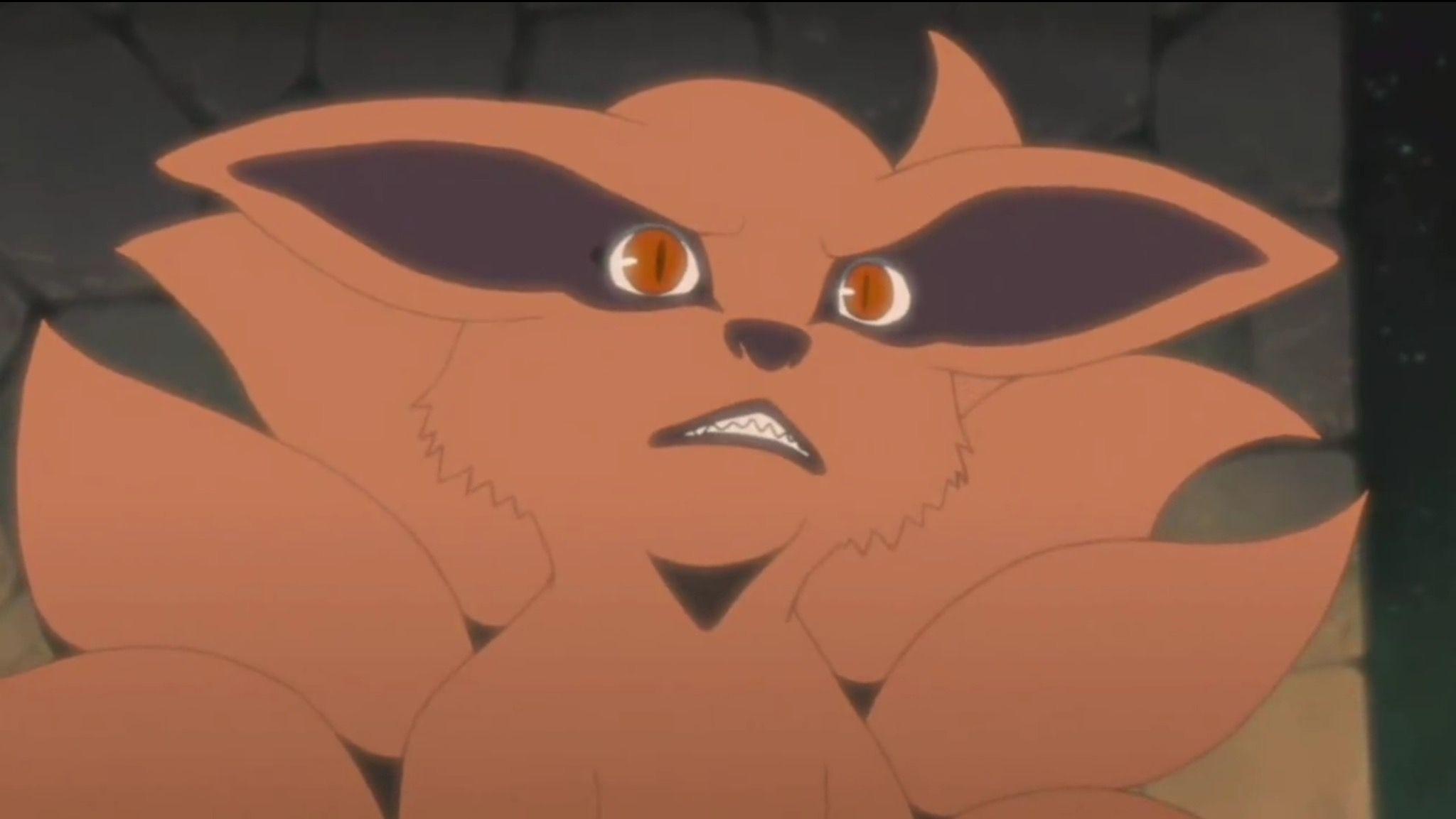 Kurama Is Soo Cute Baby Kurama Anime Naruto Naruto