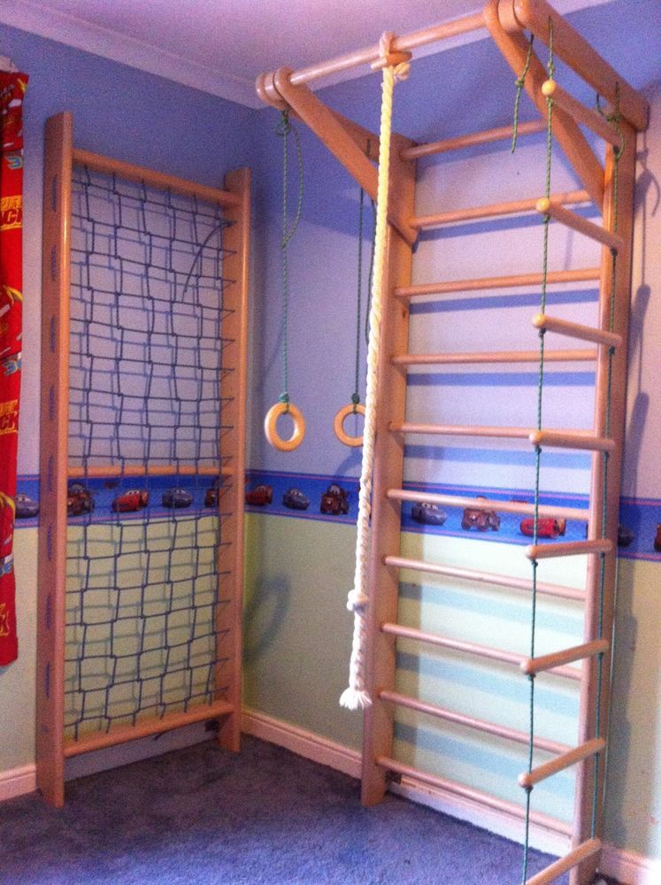Awesome Monkey Bars for Home Gym