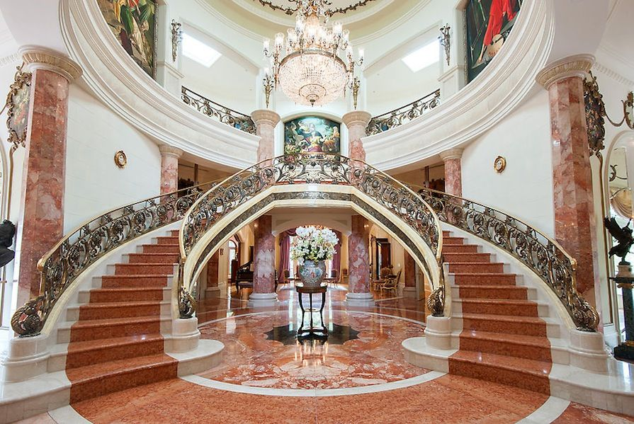 French Baroque Beverly Hills Chateau 18950000