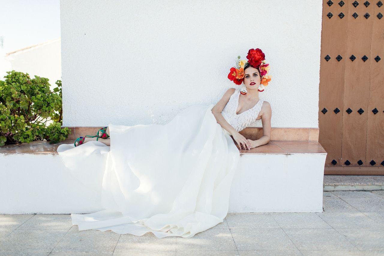 Robe de mariée Constance Fournier