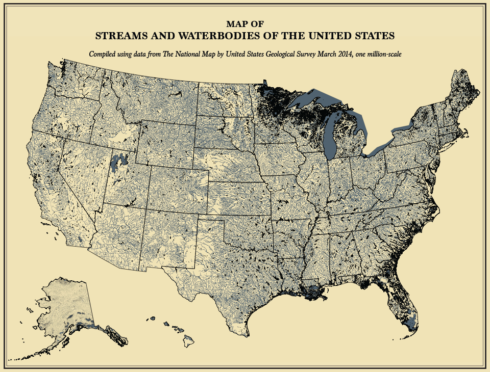 Reviving The Statistical Atlas Of The United States With New Data Map Modern Map Atlas