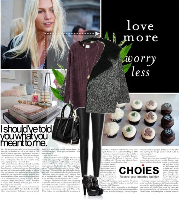 """Love more. Worry less."" by venia92 ❤ liked on Polyvore"