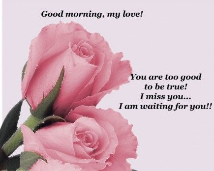 good morning quotes for her - Google Search   Good morning ...