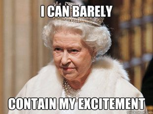 Queen Meme Funny Pinterest Queen Elizabeth Queen And Queen