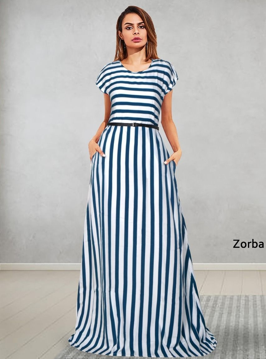 Zorba Exclusive Designer Gown 4 Pc Catalog Kurtis Manufacturer Legging Cotton Rich 4pc