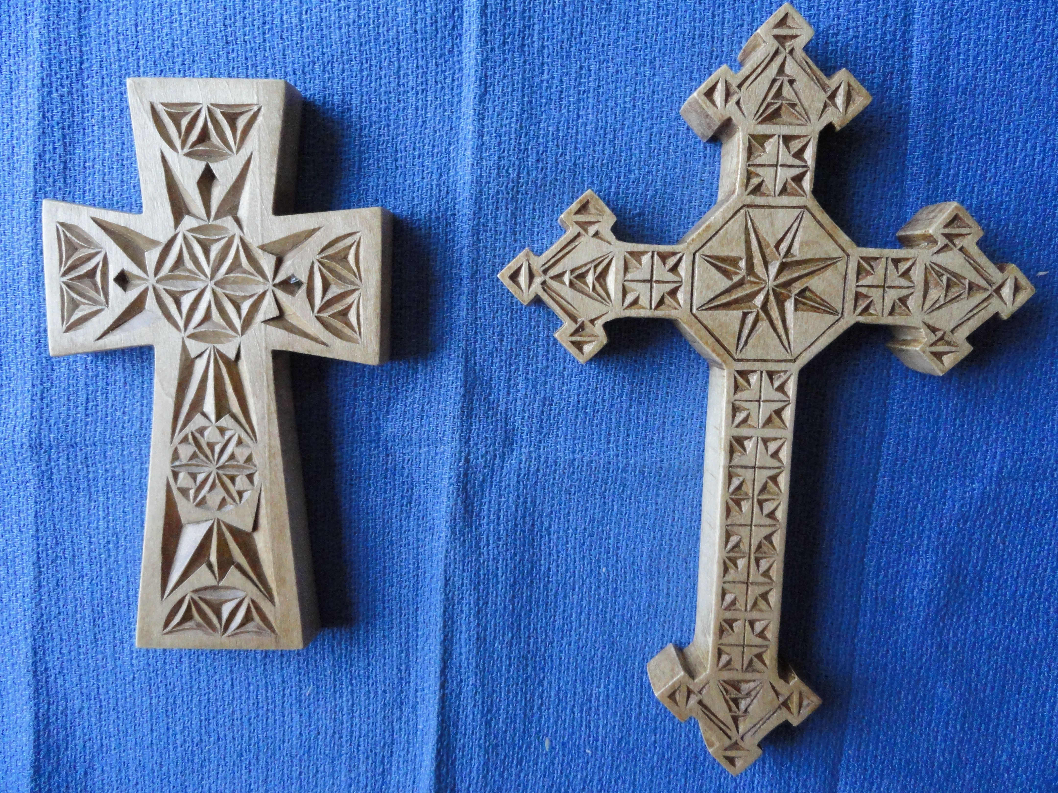 Chip carving crosses woodcarving pinterest
