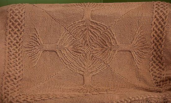 How to Make a Celtic Knot   Knitting daily, Knitted ...