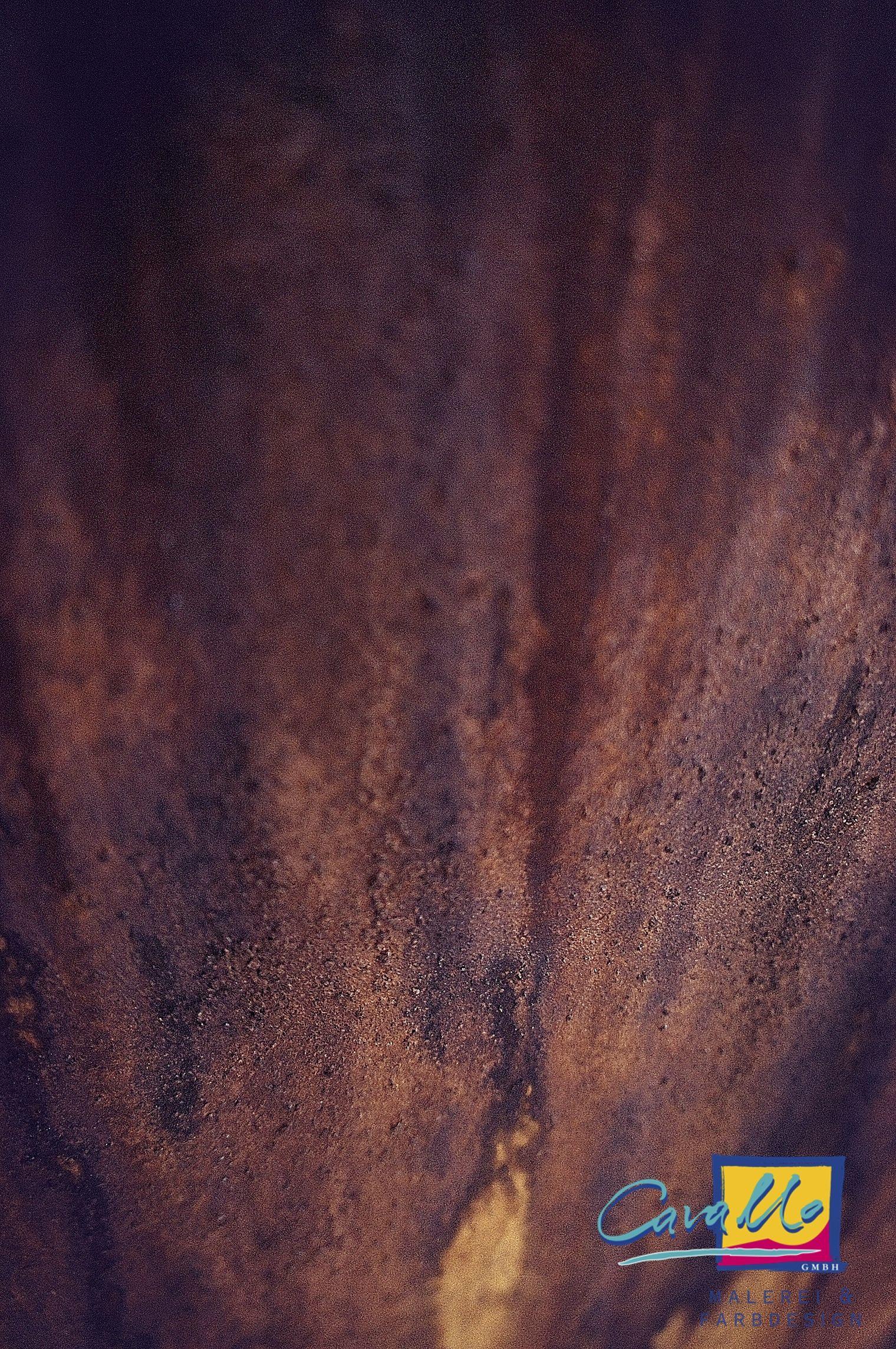 Rostoptik. Ein ganz besondere Wandgestaltung! #rost #rostoptik #iron #ironpaint #special #walldesign #Wandgestaltung #Design #wohnzimmer #livingroom #home #zuhause #edelputz #stucco #farbe #color #maler #Mannheim #Stuttgart #Heidelberg #Schwetzingen #cavallo