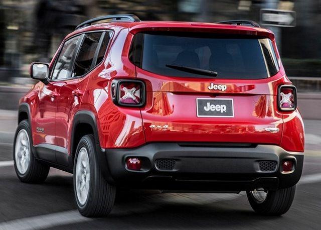 2016 Jeep Renegade Forum Yorumlari Araba
