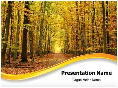 Make a professional looking nature related powerpoint presentation be effective with your powerpoint presentations by simply putting your content in our autumn season powerpoint design template toneelgroepblik Images