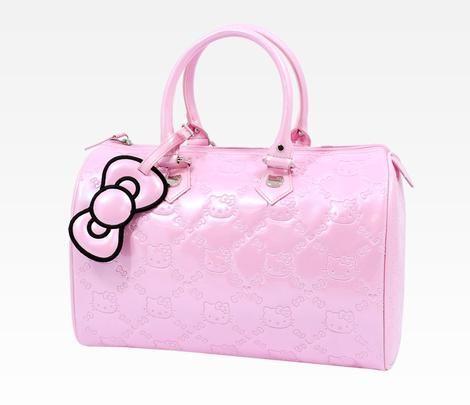 368ce212a801 Rosa handbag by Sanrio Hello Kitty Purse