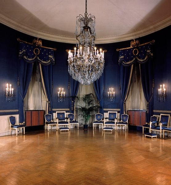 Rockin Renovation Jackie Kennedy S White House Redesign During