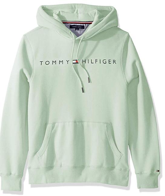 Tommy Hilfiger Men S Thd Hoodie Sweatshirt Ropa De Tommy Hilfiger Sudaderas De Moda Ropa De Hombre