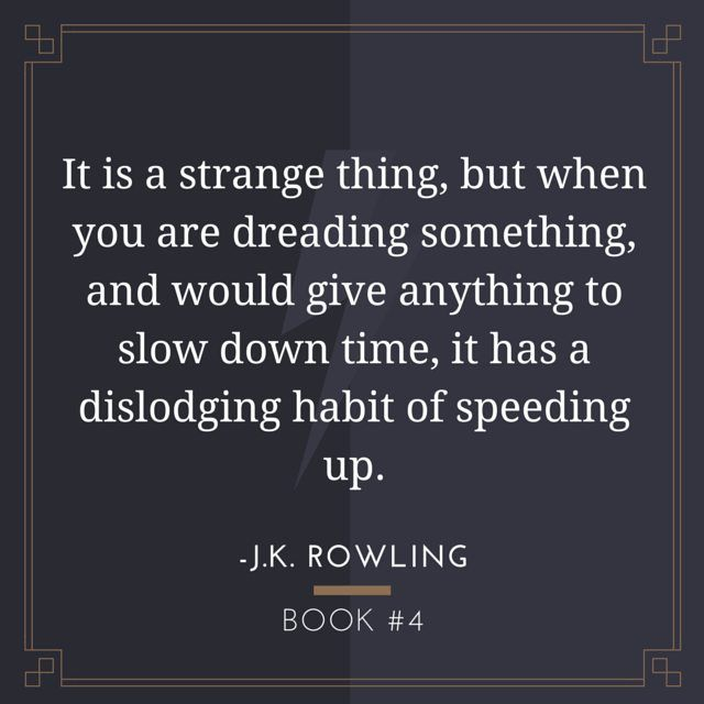 Lesser Known Harry Potter Quotes - Imgur