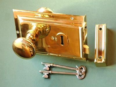 Brass Rim Lock 163 16 85 Each Victorian Doors Pinterest