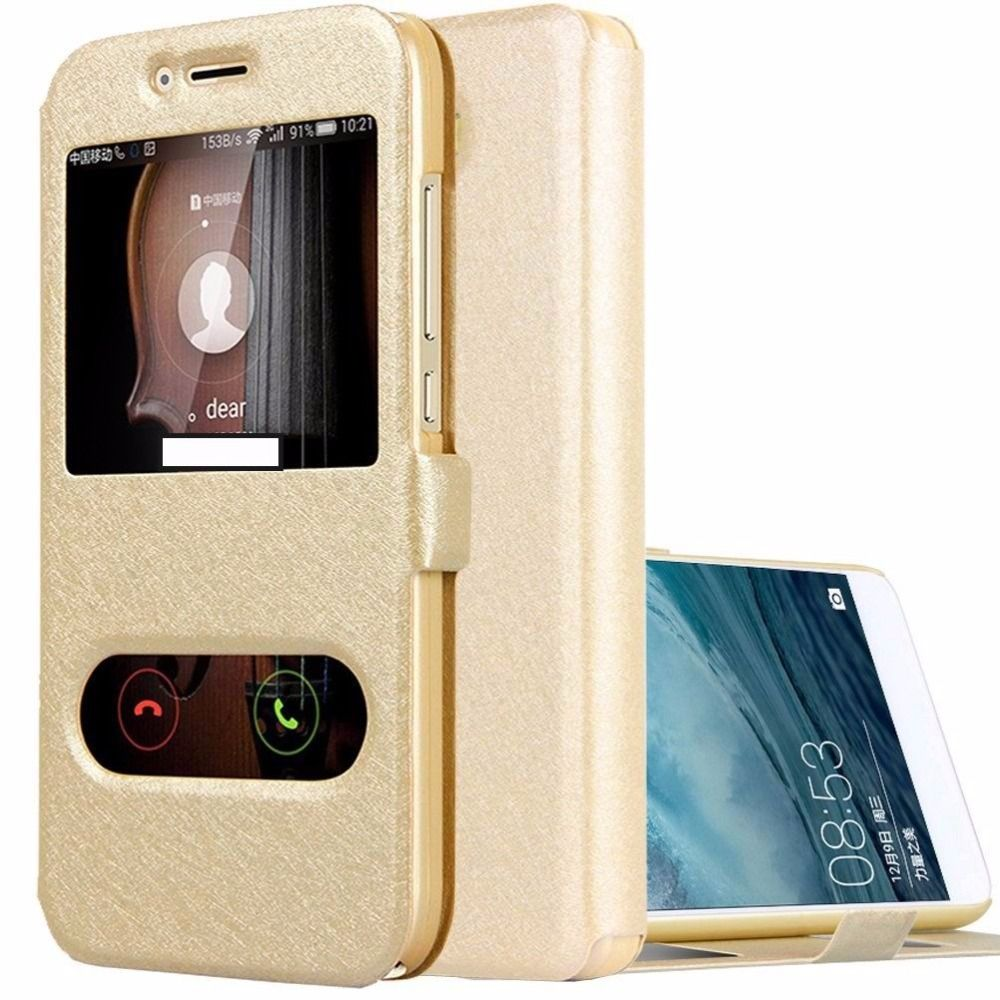 huge discount b4909 a397d Quick Answer Case For Huawei GR3 TAG L21 Enjoy 5S Flip Leather Case ...
