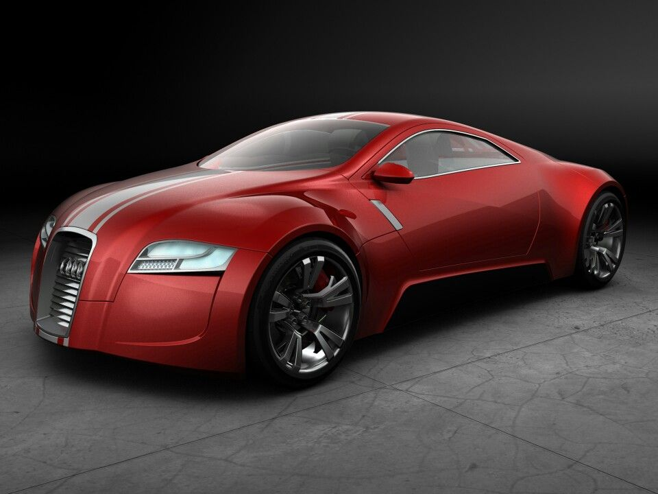 Audi R zero