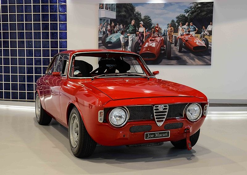 Alfa Romeo GTA All Cars For Sale Cars For Sale Joe Macari - Alfa romeo for sale