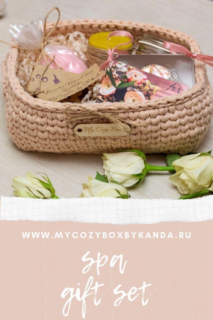 spa gift set, birthday gift basket, thank you gift box,big sister gift, gift fo…