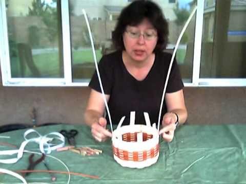D D  E Craft Basketweaving