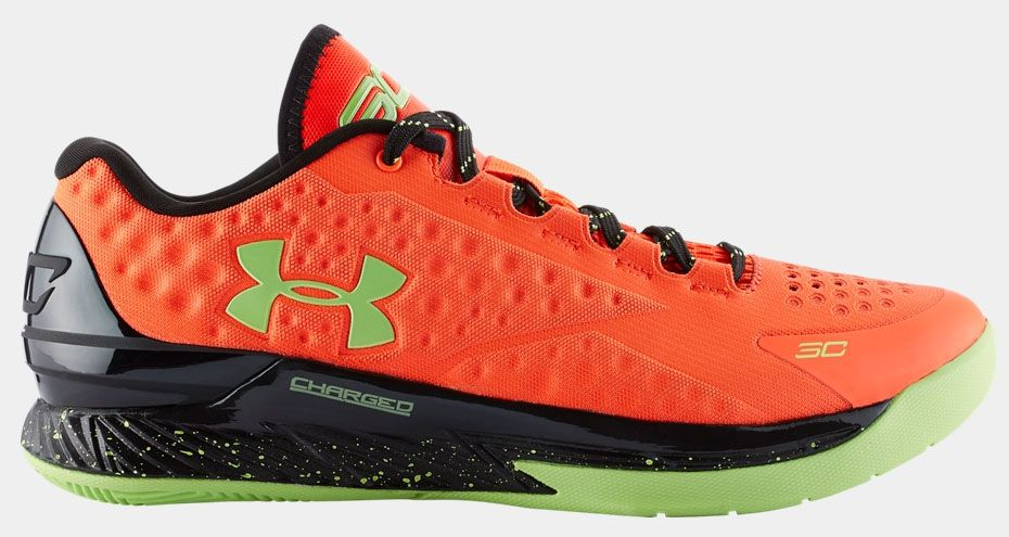 The Under Armour Curry One Low Goes 'Galaxy'